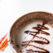 Latte art — Stock fotografie