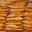 Fried roti — Stock Photo