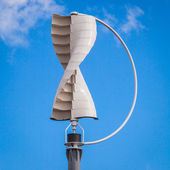 Wind Turbine — Photo