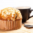 Tasty muffin — Stock Photo