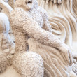 Stock Photo: World Sand Sculpture Festival of Thailand