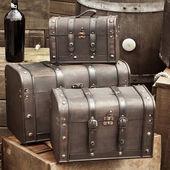Vintage luggage — Stockfoto