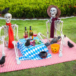 Stock Photo: Halloween party