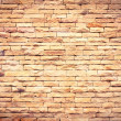 Backgound of bricks — Stock Photo