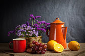 Still life fruits — Stock Photo