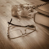 Still life glasses — Foto de Stock