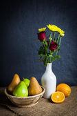静物水果 — 图库照片