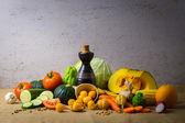 Still life vegetable — Stock Photo