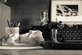 Still life of retro office — Zdjęcie stockowe