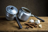 Still life kitchen — Stockfoto