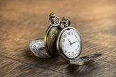 Antique pocket watch — Stockfoto