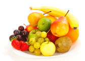 Rozmanité čerstvé ovoce — Stock fotografie