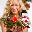 Christmas 1 — Stock Photo #14039820