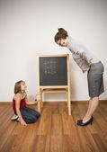 Obligated lärande — Stockfoto