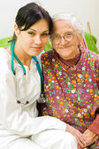 Homecare — Stock Photo