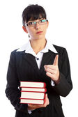 Strict Teacher — Stock Photo