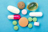 Drugs Closeup — Stock Photo