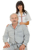 Senior Healthcare — Stock Photo
