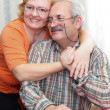 Senior couple lifestyle — Stockfoto