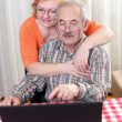 Royalty-Free Stock Photo: Senior couple lifestyle