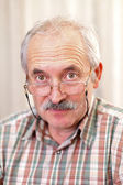 I am listening to you now — Stock Photo