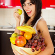 Let Us eat Lots of Fruits — Stock Photo #21713765