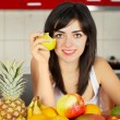 Healthy eating Time — Stock Photo #21713873