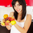 Loves being Healthy — Stock Photo