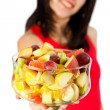 Have some fruit salad — Stock Photo