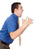 Stressful Job — Stock Photo