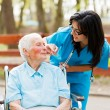 Caring Nurse — Stock Photo #25178685
