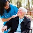 Nursing Home — Stock Photo #27280609