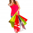 Good Day for Shopping — Stock Photo