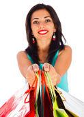 Shopping Day — Stock Photo