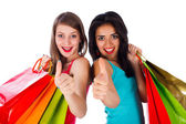 Come Shopping With Us — Stock Photo