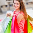 I Like Going Shopping Very Much — Stock Photo