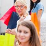 Women Shopping — Stock Photo #29870819