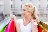 Which Shop To Enter Next? — Stock Photo