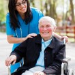 Homecare — Stockfoto