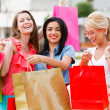 Excited About Shopping — Stock Photo #30089607