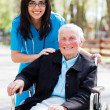 Stock Photo: Residential Care
