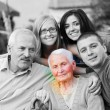 Stock Photo: Alzheimers Disease Concept