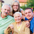 Generations — Stock Photo #31458017