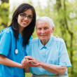 Elderly Care — Stock Photo #33473581