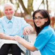 Special Care — Stock Photo