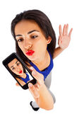 Selfie — Stock Photo