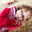 Sleeping Beauty — Stock Photo