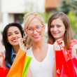 Young women together — Stock Photo #35527595