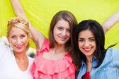 Prachtige vrouwen — Stockfoto