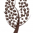 Coffee tree - Stock Vector